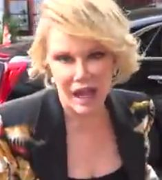 "Joan Rivers Says President is ""Gay,"" Michelle~(Michael) Obama ""TrAnny"" -- Watch Video Here Always a rumor until it isn't"