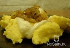 Bálmos Mashed Potatoes, Ethnic Recipes, Food, Pasta, Whipped Potatoes, Meal, Mashed Potato Resep, Eten, Meals