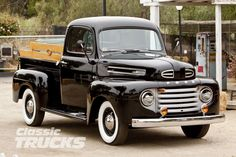 vintage trucks | ... Classic Trucks Magazine Blog & Discussion at Classic Trucks Magazine