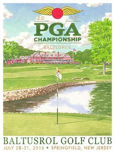 2016 PGA Championship at Baltusrol Golf Club