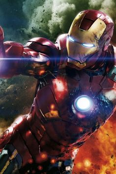 Image For Iron Man Moving Desktop Wallpaper Wallpaper Pinterest