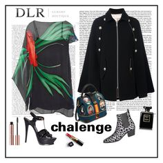 """""""DLRBOUTIQUE.COM"""" by carola-corana ❤ liked on Polyvore featuring See by Chloé, Yves Saint Laurent, Haney and Chanel"""