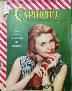 Revista Capricho Anos 50 Rara - Fevereiro De 1957 N° 60. - R$ 60,00 no MercadoLivre