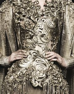 Whimsical Nostalgia Tex Saverio Haute Couture 2012