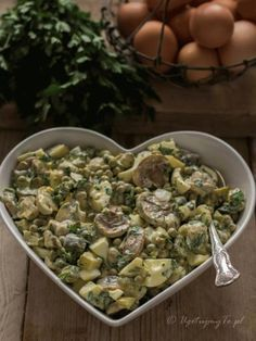 Czech Recipes, Holiday Recipes, Great Recipes, Ethnic Recipes, Healthy Salad Recipes, Vegan Recipes, Cooking Recipes, Food To Make, Easy Meals