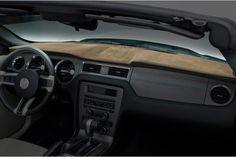 Coverking Custom Fit Dashcovers for Select Honda Element Models Poly Carpet Gray