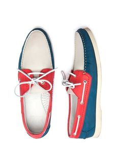 NUBUK BOAT SHOES #SS13 #Summer #NewCollection