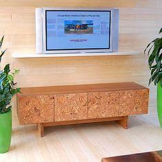 ¡Mobiliario hecho de #corcho! Piensa bien lo que quieres guardar dentro porque el corcho... #preservalobueno