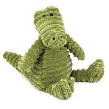 Love me some Jelly Cat stuffed toys! Calling all Alligators!!! We need you to decorate the nursery!