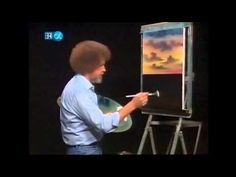 The Joy of Painting s21 08 By The Sea - YouTube