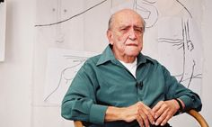 The Voice of Space,- one of the last great  creators leaves. RIP Oscar Niemeyer  You enhance peoples life!