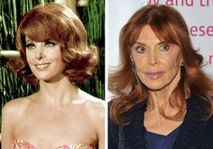 Tina Louise is an American actress, singer, and author. She began her career on… Actors Then And Now, Celebrities Then And Now, Older Actresses, Actors & Actresses, Victoria Principal, Tina Louise, Vanessa Williams, New Star, Famous Women