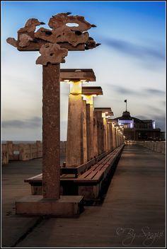 Blankenberge Pier // Staketsel van Blankenberge - BELGIUM