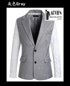 model blazer terbaru murah untuk pria yang keren dan casual