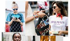 Street style: les plus beaux bijoux vus à la Fashion Week printemps-été 2017