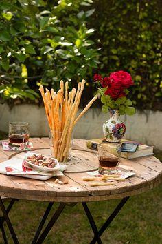 GRISSINIS de Hierbas, Sésamo y Pimiento de Espelette. | Sweet And Sour