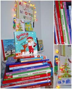 Domowy zakątek: Zimowo- świąteczne książki dla dzieci