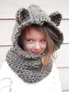 Hey, I found this really awesome Etsy listing at http://www.etsy.com/listing/122687938/hooded-bear-cowl-made-to-order