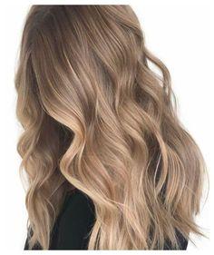 Dark Blonde Hair Color, Blonde Hair Shades, Blonde Hair Looks, Balayage Hair Blonde, Brown Blonde Hair, Summer Blonde Hair, Blond Hair Colors, Natural Dark Blonde, Sandy Blonde Hair