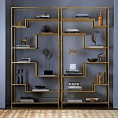 Mansfield-Etagere Mansfield-Etagere