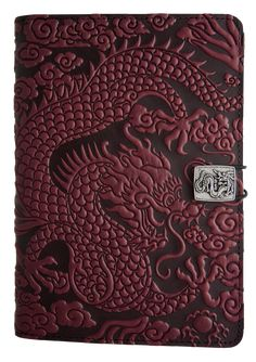 Leather iPad Mini Cover | <br/>Cloud Dragon | <br/>3 Color Choices