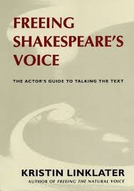 Image result for freeing shakespeare's voice linklater centre