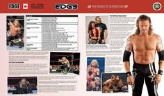 We're just days away from the release of the new #WWE Encyclopedia. http://amzn.to/Encyclo