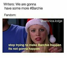 Only Bughead and a Varchie NOT  Barchie