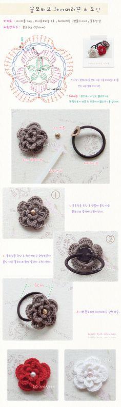 #crochet-flower