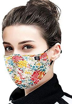 Cotton Face Mask with replaceable Activated Carbon Mask for Running, Traveling, Cycling Washable and Reusable Warm Windproof Mask Diy Mask, Diy Face Mask, Face Masks, 3m N95, Mouth Mask, Tapas, Ear Loop, Go Shopping, Medical