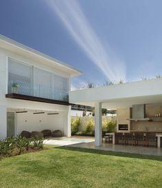 House In Barra da Tijuca / Progetto | ArchDaily