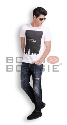 UNRECKLESS OFFWHITE TEE