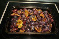 Švestková povidla... ta nej... jen pro rozmlsané Slovak Recipes, Homemade Jelly, Cake Cookies, Kiwi, Preserves, Blueberry, Sweet Tooth, Smoothie, Food And Drink