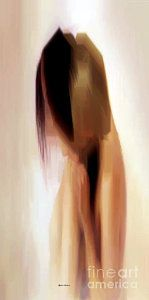 Digital Art - Abstract Love by Rafael Salazar