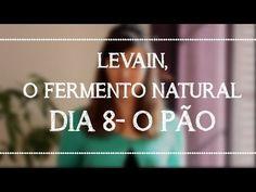 O levain é um fermento natural feito com farinha e água e utilizado na fabricação de pães. Neste vídeo mostro o oitavo e último dia da sua fabricação. RECEIT...