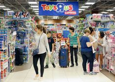 Toys R Us Plans Bankruptcy Filing as Soon as Today http://ift.tt/2jDdPYj