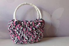Zpagetti bag by EndlessknotByAgnes on Etsy