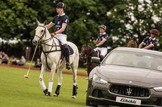 Maserati Polo Tour 2016 with Prince William