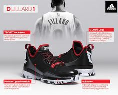 40eb49a43598 7 Best Damian Lillard Shoes images