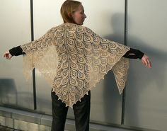 shawl pattern to knit
