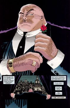 Marvel has revealed that The Law & Order: Criminal Intent veteran Vincent D'Onofrio is going bad for their first Netflix series Daredevil Daredevil Series, Marvel's Daredevil, Comic Book Artists, Comic Artist, Comic Books Art, Wilson Fisk, Marvel And Dc Superheroes, Marvel Vs, Comics
