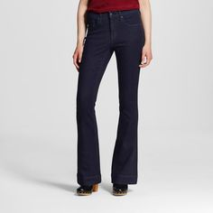 Women's High-rise Flare Jeans