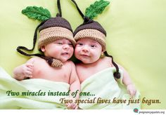Pregnancy Two Miracle Quotes