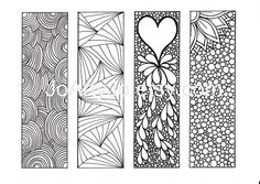 1000+ images about book marks on Pinterest