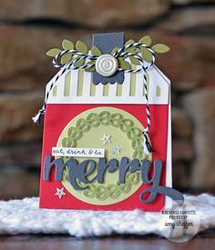 Pickled Paper Designs: Reverse Confetti