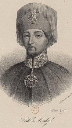 SULTAN ABDUL MEJID I Sultan ABdülmecid (30) | by OTTOMAN IMPERIAL ARCHIVES
