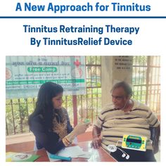 A New Approach for Tinnitus by #TinnitusRelief device - Tinnitus Retraining Therapy.  For more info, visit http://innoflaps.com/tinnitusrelief/ Mail us at info@innoflaps.com Call/WhatsApp-9891182864
