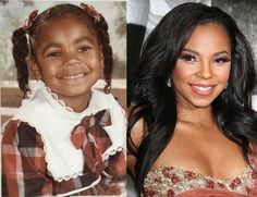 Aren't They Adorable? Baby Photos of 15 Of Our Favorite Black Celebs Celebrities Then And Now, Young Celebrities, Celebrity Kids, Celebrity Photos, Keisha Knight Pulliam, Black Is Beautiful, Beautiful Women, Hot Black Women, Women In Music