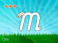 Leer je kinderen spelenderwijs schrijven op de iPad! Deze kleurrijke app zorgt ervoor dat kinderen het leren schrijven als een spel ervaren. Op deze manier kunnen ze zelfstandig aan de slag en worden via grafische beloningen gestimuleerd. Het spel is ontworpen door onderwijskundigen en bedoeld voor kinderen die willen leren schrijven.