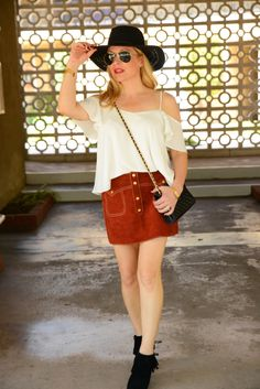 Real Outfit Idea: How To Create An Easy-Girlie Summer Look